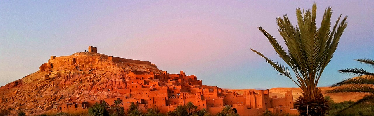 Morocco escorted  package tours -2017 and guided group travel