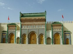 5 day Casablanca Fez guided group tours