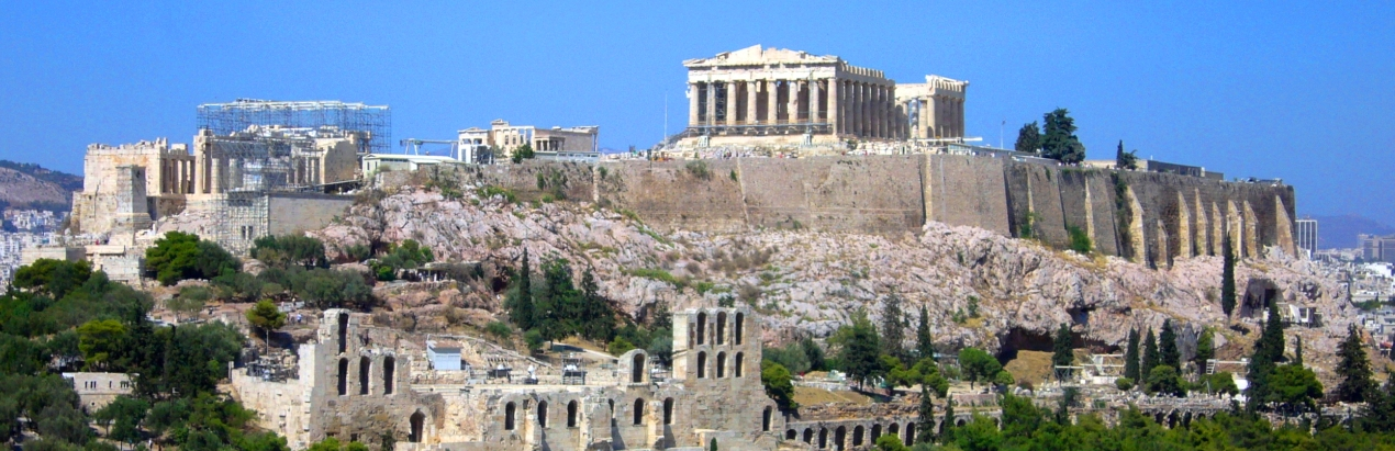 Greece escorted group tours and private guided travel packages
