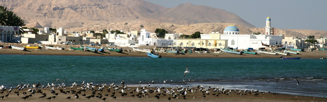 Oman Escorted Group tours and private guided packages from USA and Canada